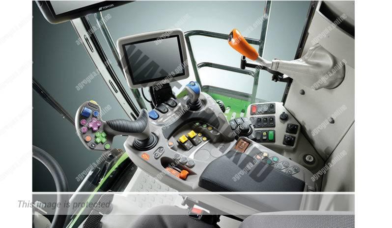 Deutz Fahr C 9205 TS. Serie C 9000 lleno