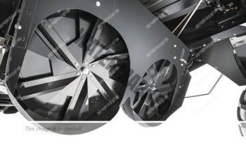 New Holland CX 6.90. Serie CX 5 – CX 6 lleno