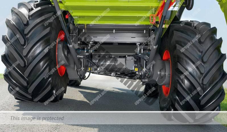 Claas Tucano 580. Serie Tucano 500 lleno