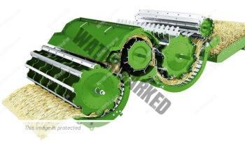 John Deere T 660. Serie T lleno