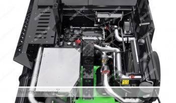 Deutz Fahr C 7206. Serie C 7000 lleno