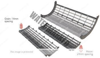 Laverda M 300. Serie M 3 lleno