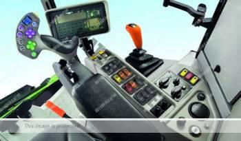 Deutz Fahr C 6205. Serie C 6000 lleno