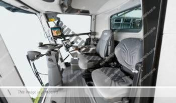 Claas Lexion 7500. Serie Lexion 7000 lleno