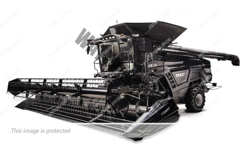 Fendt Ideal 9. Serie Ideal lleno