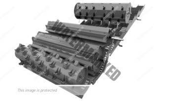 Claas Lexion 660. Serie Lexion 600 lleno