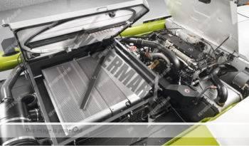 Claas Lexion 670. Serie Lexion 600 lleno