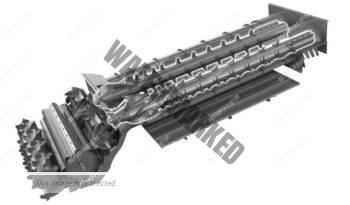 Claas Lexion 760. Serie Lexion 700 lleno