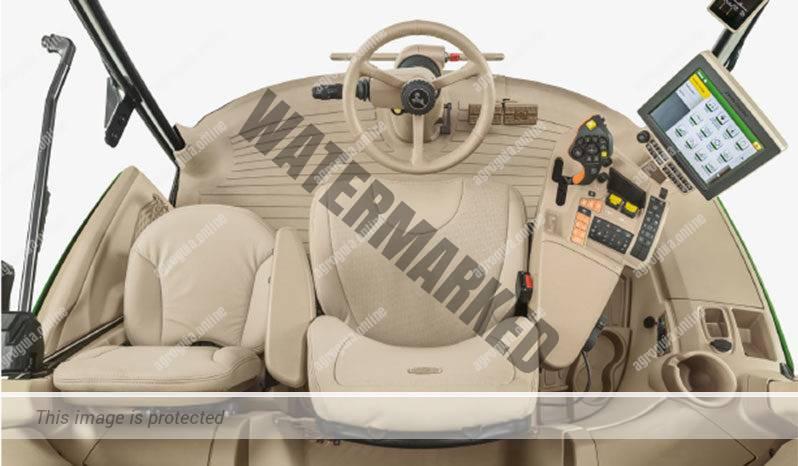 John Deere S 770. Serie S lleno