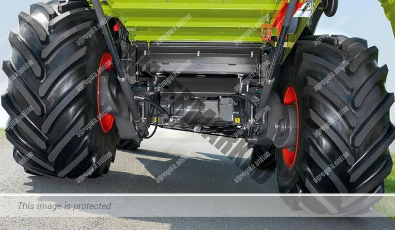 Claas Tucano 440. Serie Tucano 400 lleno