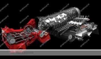 Case IH 6140. Serie Axial Flow 140 lleno