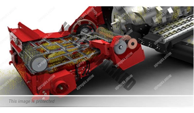Case IH 7150. Serie Axial Flow 150 lleno