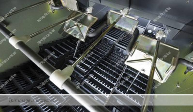 Claas Avero 160 Fase V. Serie Avero Fase V lleno