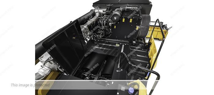 New Holland CH 7.70 Fase V. Serie CH 7 Fase V lleno
